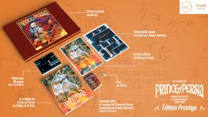 Coffret Collector Prince of Persia
